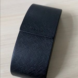 NWOT Prada Hard Sunglasses Case